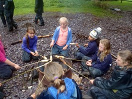 Outdoor education in a safe controlled environment for children of all ages
