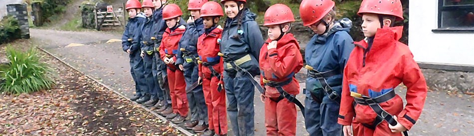 Outdoor adventure activities in Snowdonia
